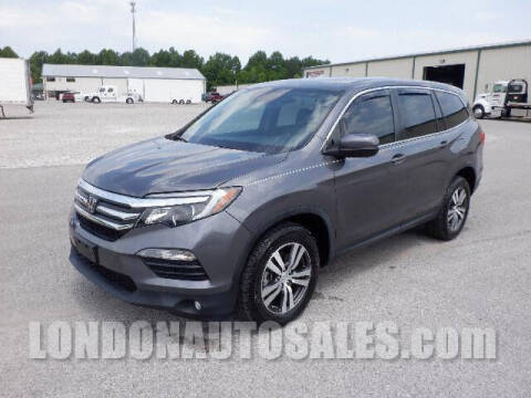 2017 Honda Pilot for sale at London Auto Sales LLC in London KY