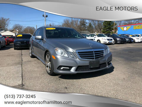 2007 Mercedes-Benz E-Class for sale at Eagle Motors in Hamilton OH