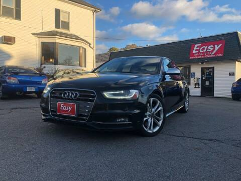2014 Audi S4 for sale at Easy Autoworks & Sales in Whitman MA