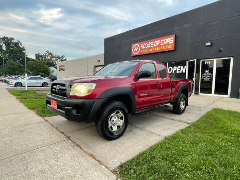 2006 Toyota Tacoma for sale at HOUSE OF CARS CT in Meriden CT