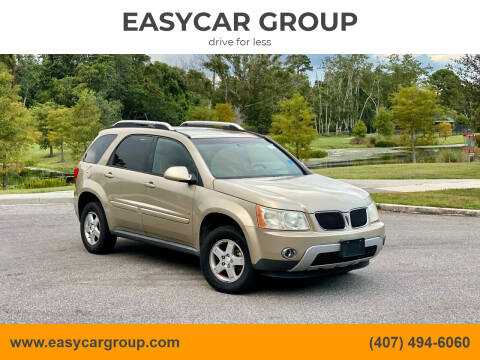 2007 Pontiac Torrent for sale at EASYCAR GROUP in Orlando FL