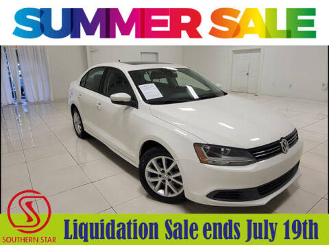 2012 Volkswagen Jetta for sale at Southern Star Automotive, Inc. in Duluth GA