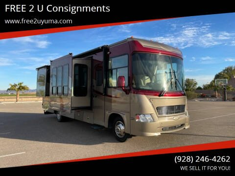 2008 Gulf Stream Yellow Stone for sale at FREE 2 U Consignments in Yuma AZ