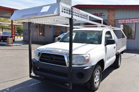 2006 Toyota Tacoma for sale at Motor Car Concepts II - Kirkman Location in Orlando FL