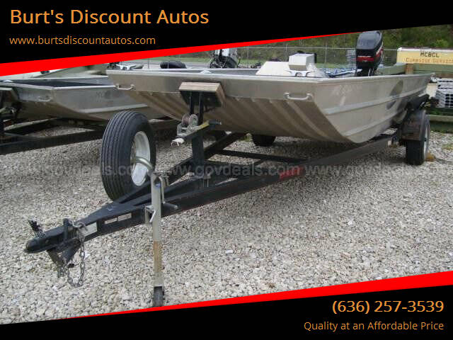 1999 Blazer 1760 for sale at Burt's Discount Autos in Pacific MO