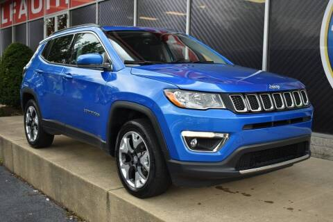 2018 Jeep Compass for sale at Alfa Romeo & Fiat of Strongsville in Strongsville OH