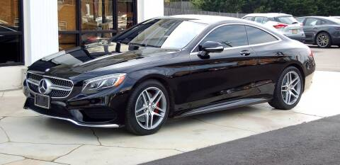 2016 Mercedes-Benz S-Class for sale at Avi Auto Sales Inc in Magnolia NJ