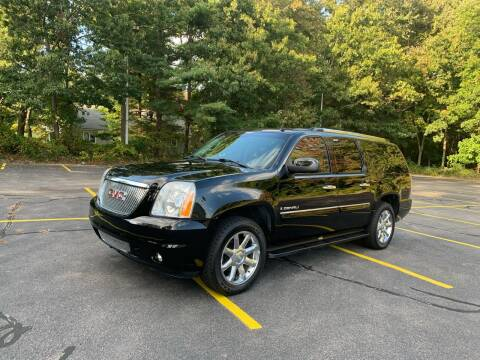 2008 GMC Yukon XL for sale at Pristine Auto in Whitman MA