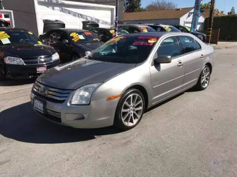 2008 Ford Fusion for sale at Top Notch Auto Sales in San Jose CA