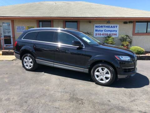 2014 Audi Q7 for sale at Northeast Motor Company in Universal City TX