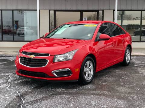 2016 Chevrolet Cruze Limited for sale at Nelson Car Country in Bixby OK
