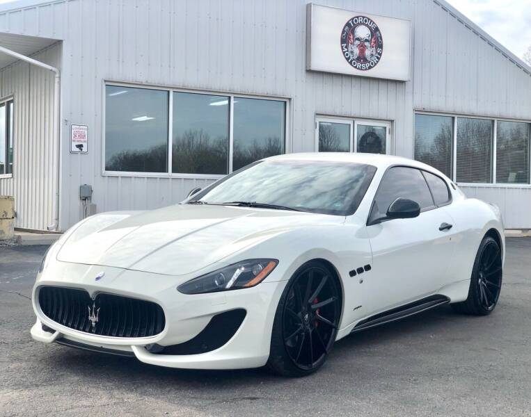 2014 Maserati GranTurismo for sale at Torque Motorsports in Rolla MO