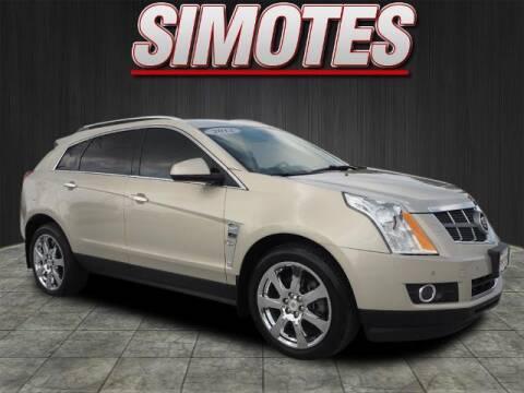 2012 Cadillac SRX for sale at SIMOTES MOTORS in Minooka IL
