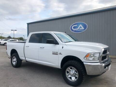 2018 RAM Ram Pickup 2500 for sale at City Auto in Murfreesboro TN