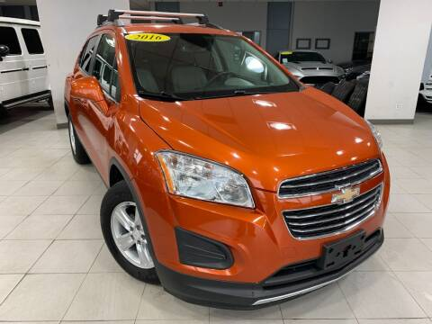 2016 Chevrolet Trax for sale at Auto Mall of Springfield in Springfield IL