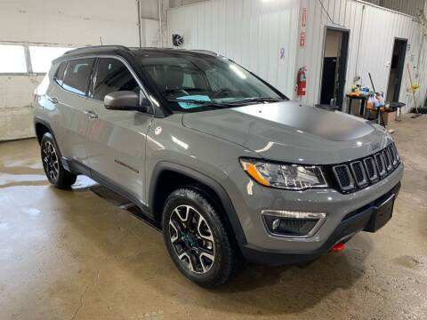 2019 Jeep Compass for sale at Premier Auto in Sioux Falls SD
