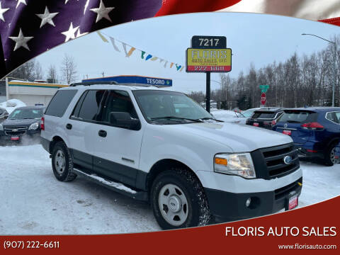 2007 Ford Expedition for sale at FLORIS AUTO SALES in Anchorage AK