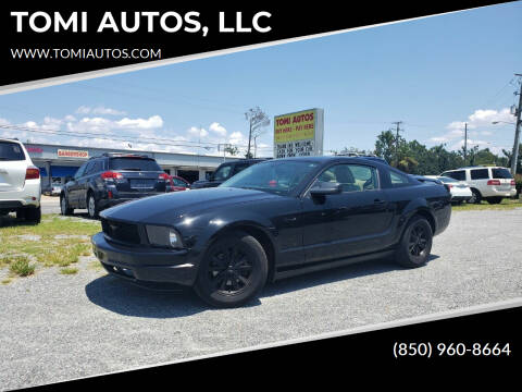 2008 Ford Mustang for sale at TOMI AUTOS, LLC in Panama City FL