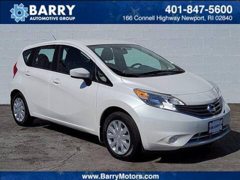 2015 Nissan Versa Note for sale at BARRYS Auto Group Inc in Newport RI