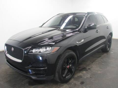 2017 Jaguar F-PACE for sale at Automotive Connection in Fairfield OH