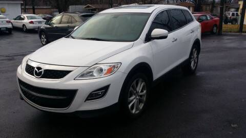 2012 Mazda CX-9 for sale at Nonstop Motors in Indianapolis IN