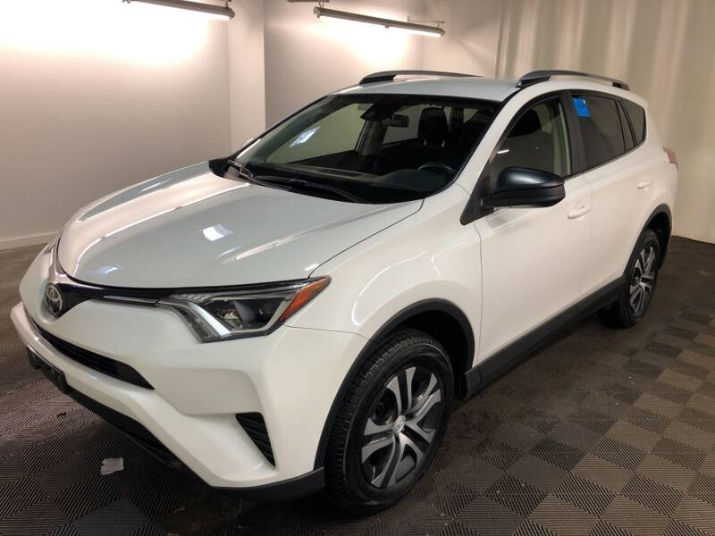2017 Toyota RAV4 for sale at JG Auto Sales in North Bergen NJ