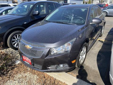 2014 Chevrolet Cruze for sale at CLASSIC MOTOR CARS in West Allis WI