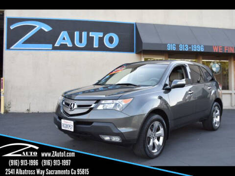 2007 Acura MDX for sale at Z Auto in Sacramento CA