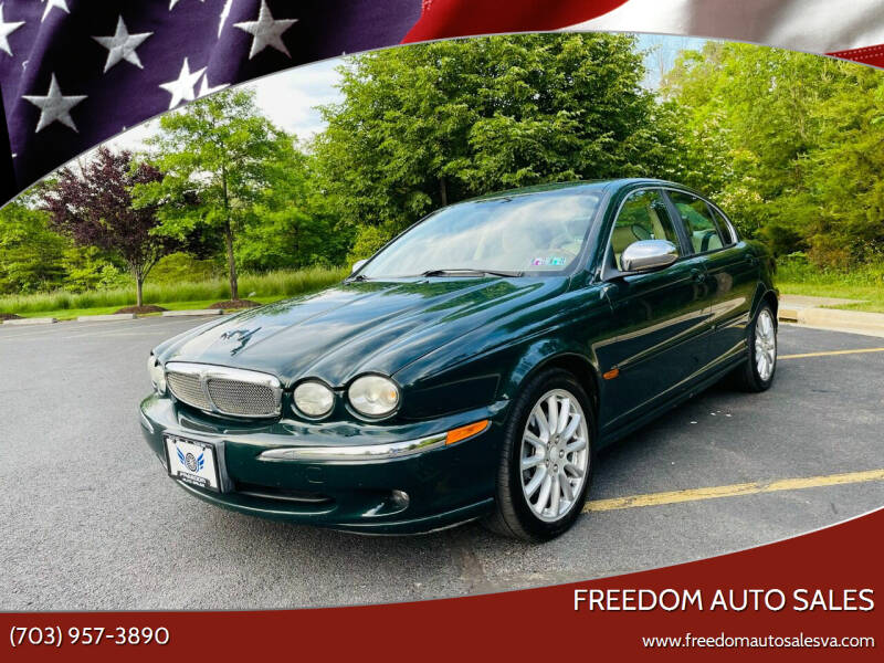 2006 Jaguar X-Type for sale at Freedom Auto Sales in Chantilly VA