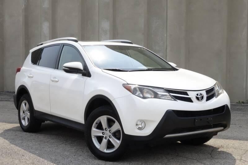 2014 Toyota RAV4 for sale at Albo Auto in Palatine IL