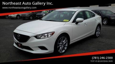 2017 Mazda MAZDA6 for sale at Northeast Auto Gallery Inc. in Wakefield Ma MA