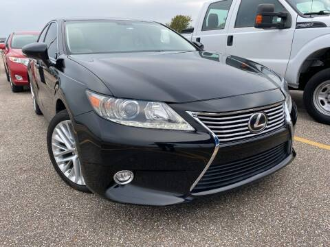 2015 Lexus ES 350 for sale at KAYALAR MOTORS in Houston TX