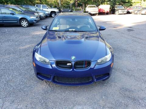 2008 BMW M3 for sale at 1st Priority Autos in Middleborough MA