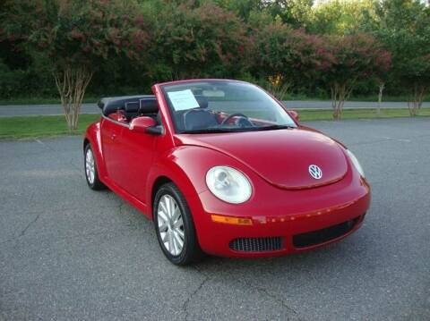 2008 Volkswagen New Beetle for sale at Pristine Auto Sales in Monroe NC