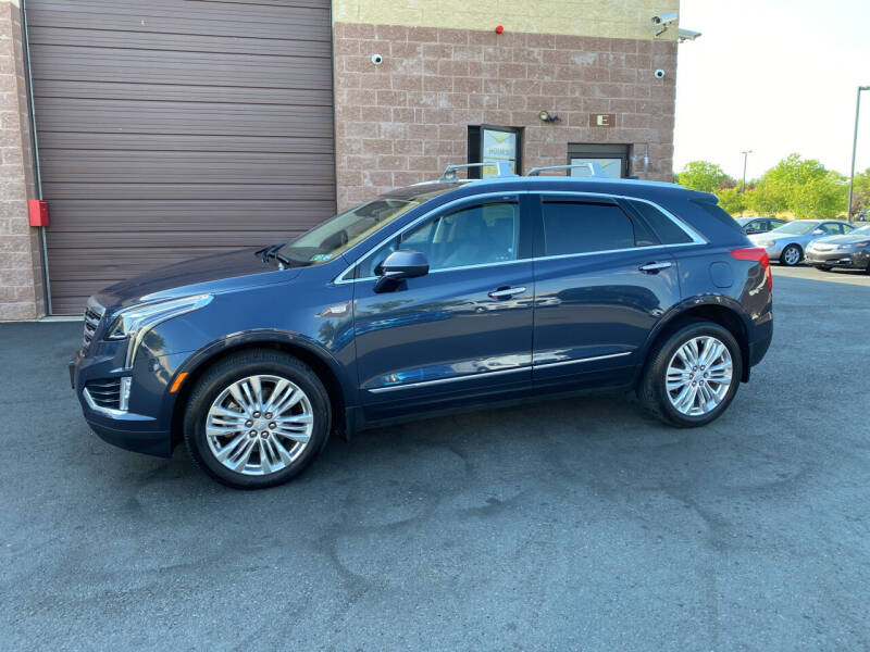 2019 Cadillac XT5 for sale at CarNu  Sales in Warminster PA