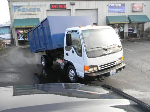 2003 Isuzu NPR for sale at PREMIER MOTORSPORTS in Vancouver WA