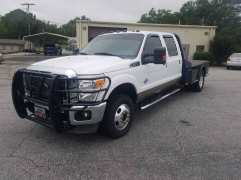 2011 Ford F-350 Super Duty for sale at Brewster Used Cars in Anderson SC
