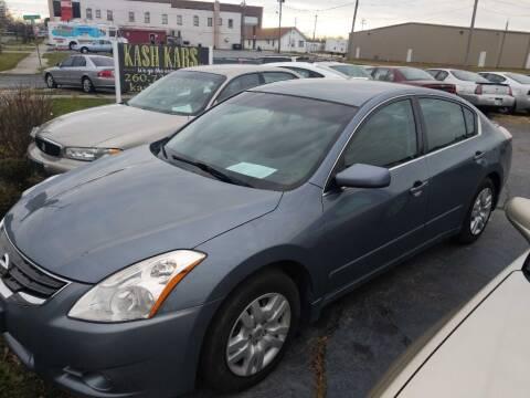 2011 Nissan Altima for sale at Kash Kars in Fort Wayne IN