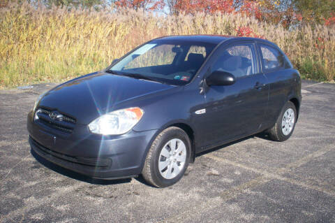 2008 Hyundai Accent for sale at Action Auto Wholesale - 30521 Euclid Ave. in Willowick OH