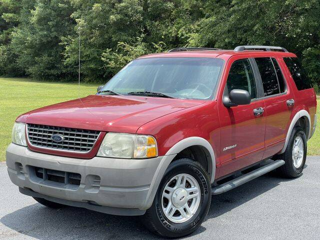 2002 Ford Explorer for sale at Global Pre-Owned in Fayetteville GA