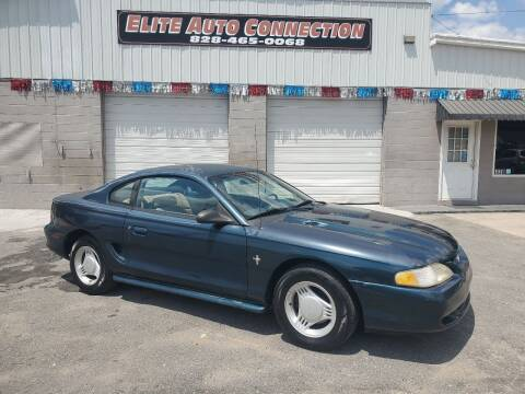 1994 Ford Mustang for sale at Elite Auto Connection in Conover NC