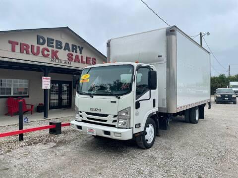 2017 Isuzu NPR for sale at DEBARY TRUCK SALES in Sanford FL