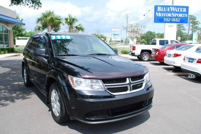 2014 Dodge Journey for sale at BlueWater MotorSports in Wilmington NC