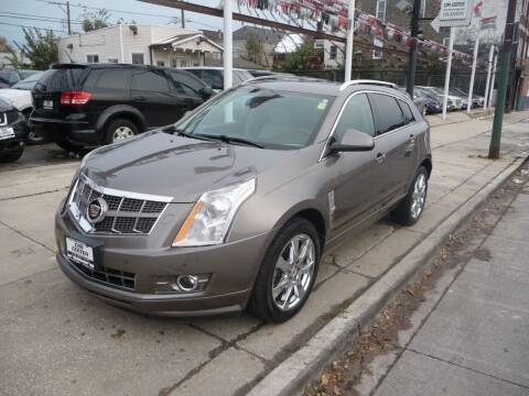2011 Cadillac SRX for sale at CAR CENTER INC in Chicago IL