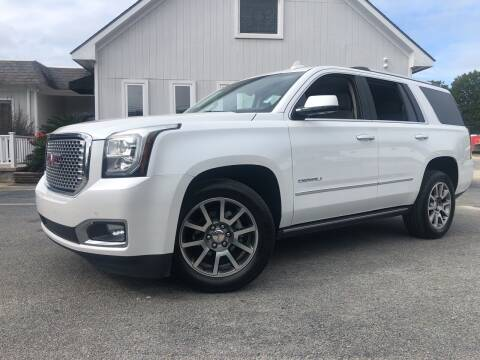 2016 GMC Yukon for sale at Beckham's Used Cars in Milledgeville GA