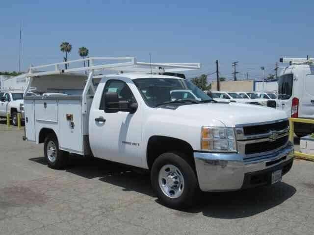 2008 Chevrolet Silverado 2500HD for sale at Atlantis Auto Sales in La Puente CA