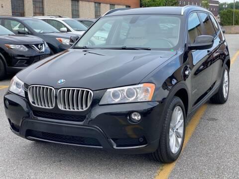 2013 BMW X3 for sale at MAGIC AUTO SALES - Magic Auto Prestige in South Hackensack NJ