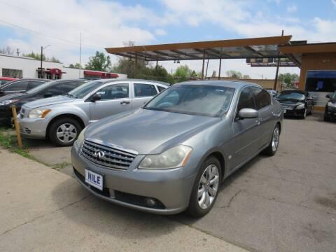 2006 Infiniti M35 for sale at Nile Auto Sales in Denver CO