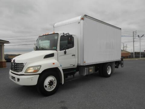 2009 Hino 258 for sale at Nye Motor Company in Manheim PA