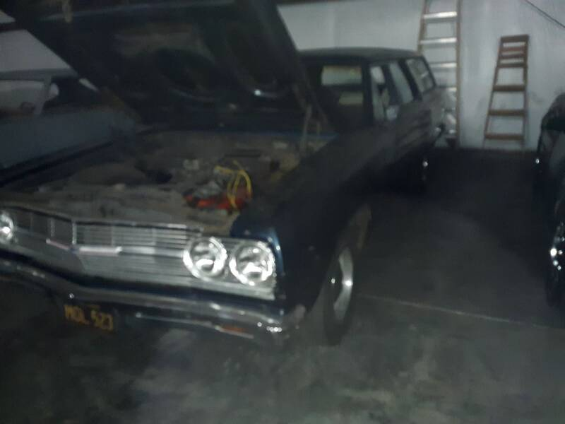 1965 Chevrolet Chevelle Malibu for sale at Heartland Classic Cars in Effingham IL